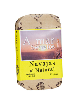 Navajas al natural 3/5